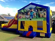 Minecraft Jumping Castle.jpg