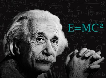 E = mc², a fórmula mais famosa da Física