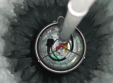 Capturando partículas no gelo antártico, o experimento IceCube