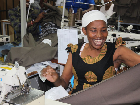 What COVID-19 Means For Women In Global Supply Chains - And How Companies Can Take Action