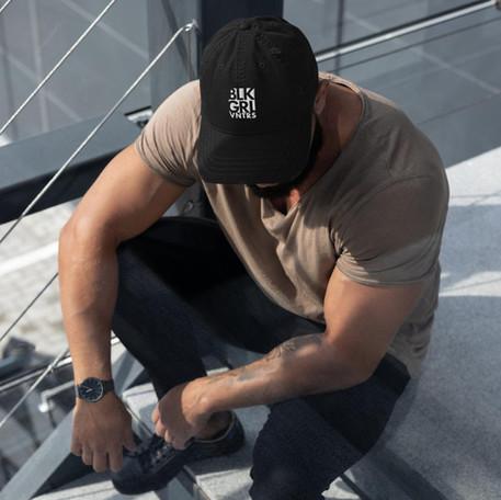 BGV DIstressed Hat