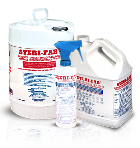 Sterifab kills bedbugs