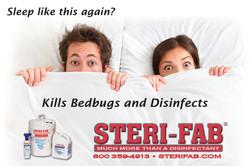Sterifab Ad - Sleep soundly