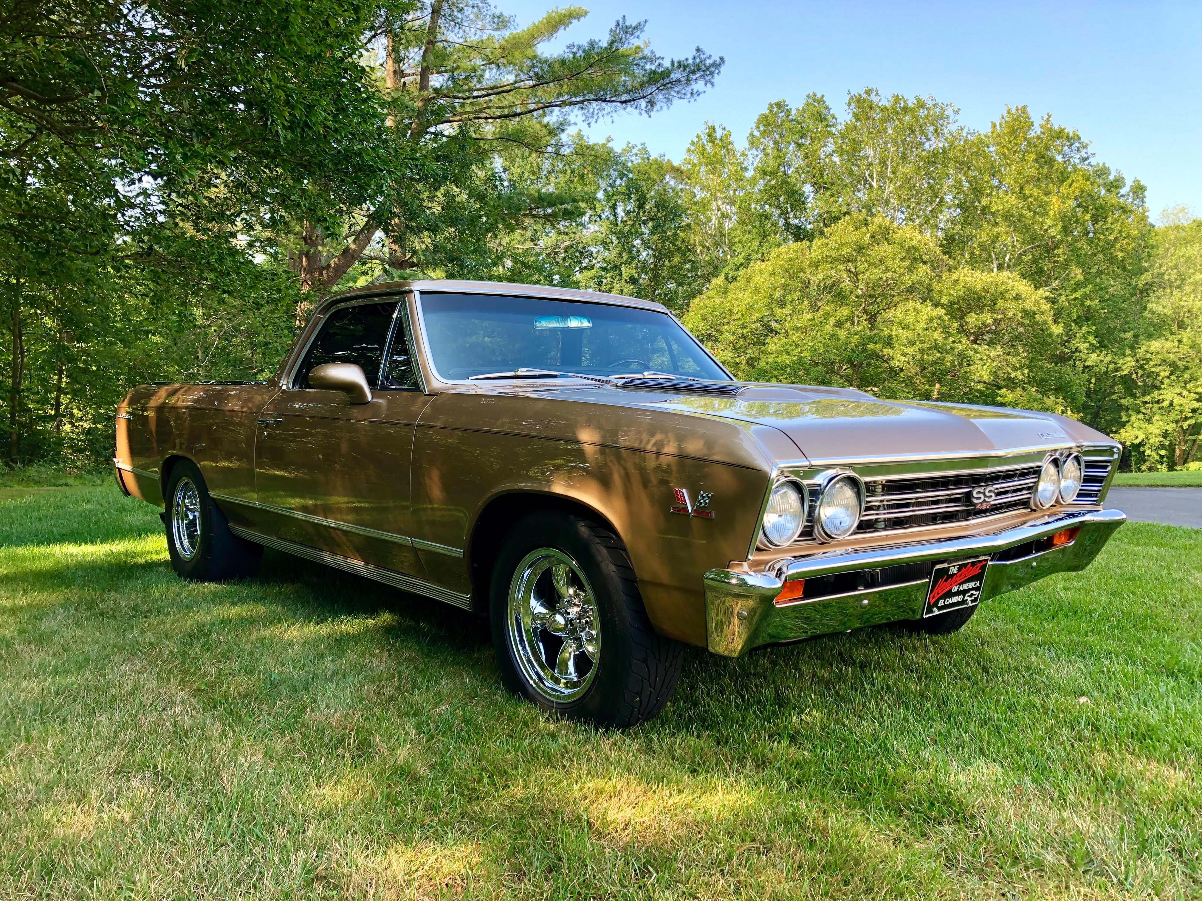 1967 Chevrolet ElCamino Restomod