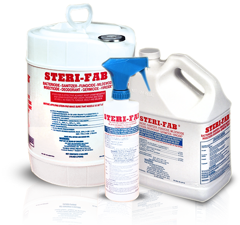 Sterifab disinfectant