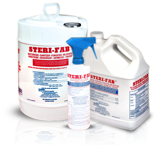 Sterifab Disinfectant and Sanitizer
