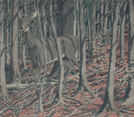 Neil Welliver - Deer