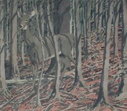 Neil Welliver - Deer
