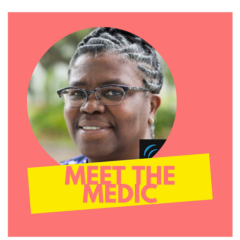 Meet The Medic w/Dr. Evelyn Lewis