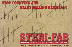 Sterifab - Protection from bedbugs