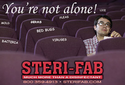 Sterifab Ad - You're not alone