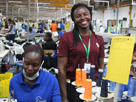 """We are the women who run the economy"": Why Empowering Female Workers In Kenya Pays Dividends"