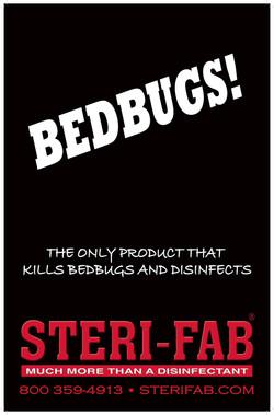 Sterifab - Get rid of bedbugs