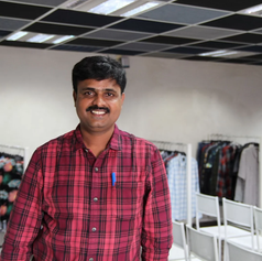 Meet G.S Patil