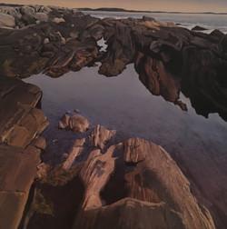 Low Tide - Bailey Island