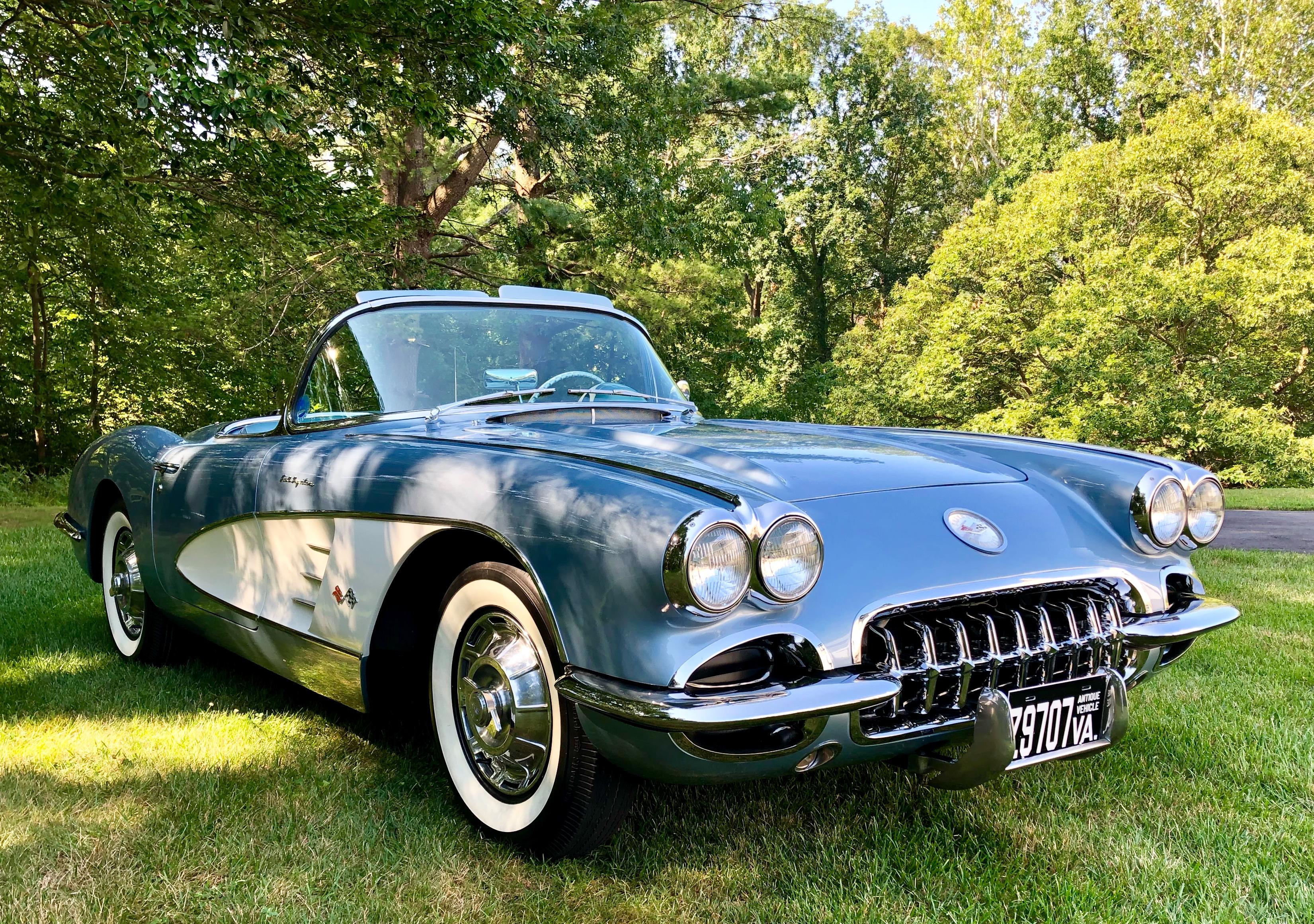 1959 Chevrolet Corvette Fuelie