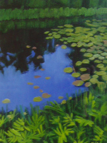 Pond Study #1 - SOLD