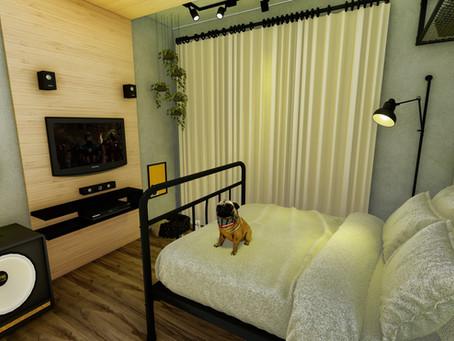 Dormitório Industrial (PR37)