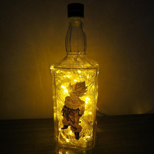 Luminária Goku