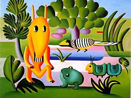 Tarsila Popular - Tarsila do Amaral no MASP!