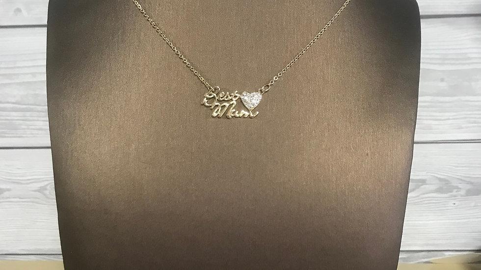Best mum necklace