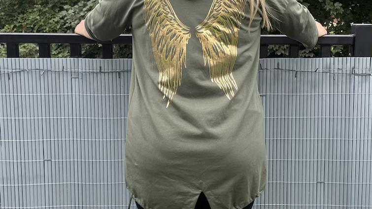Angel wing jacket