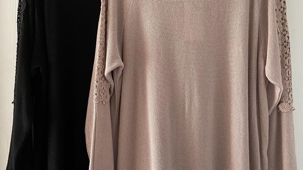 Soft detailed jumper