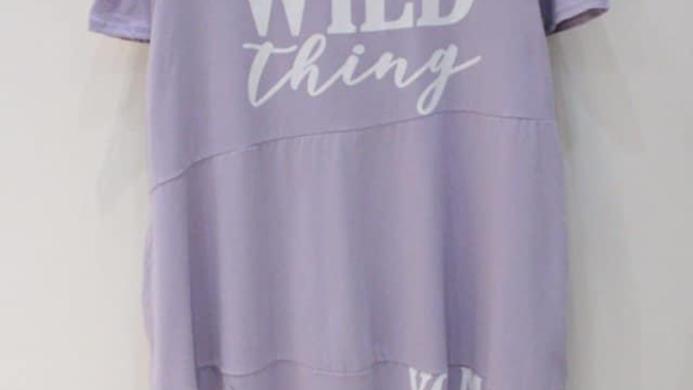 Wild thing top/dress