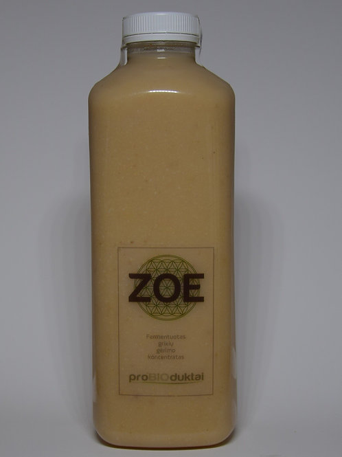 ZOE Boghvede drikke koncentrat - 1 liter