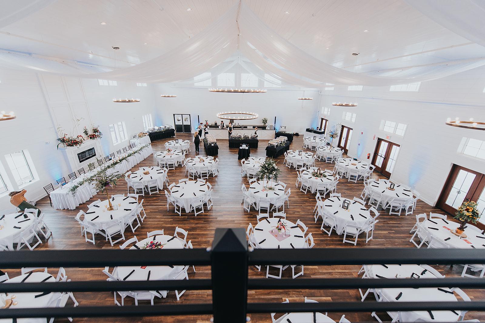 Ballroom - Balcony View