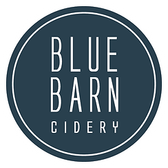 Blue Barn Logo - Origniall with white bo
