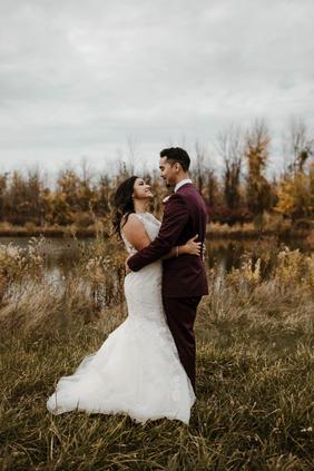 Upstate New York Fall Wedding -- Senovia