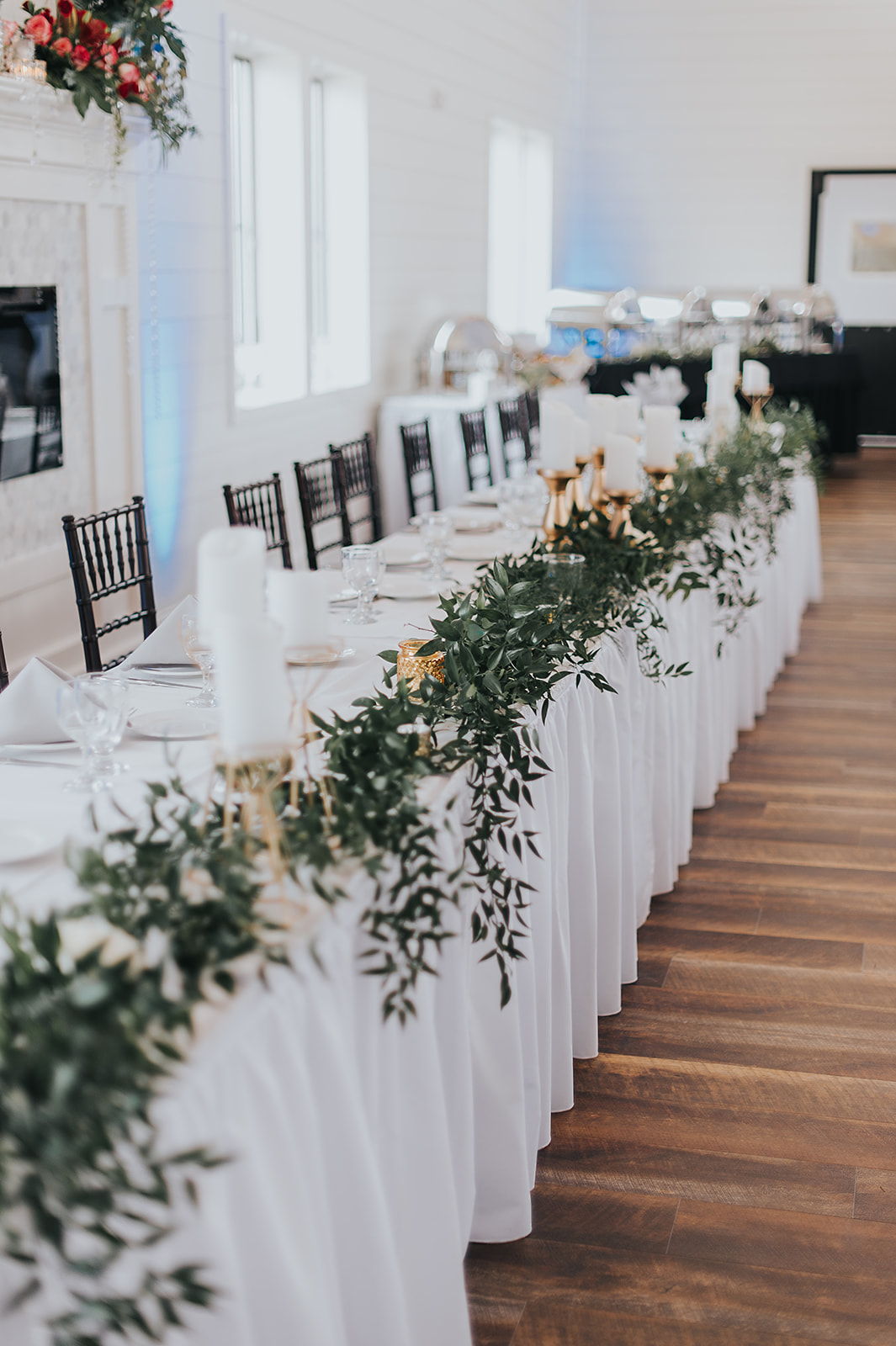 Ballroom - Head Table