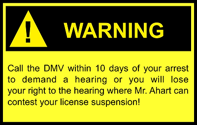 Redding DUI Lawyer - CDL suspension revoked suspended driver's license DMV DUI DWI