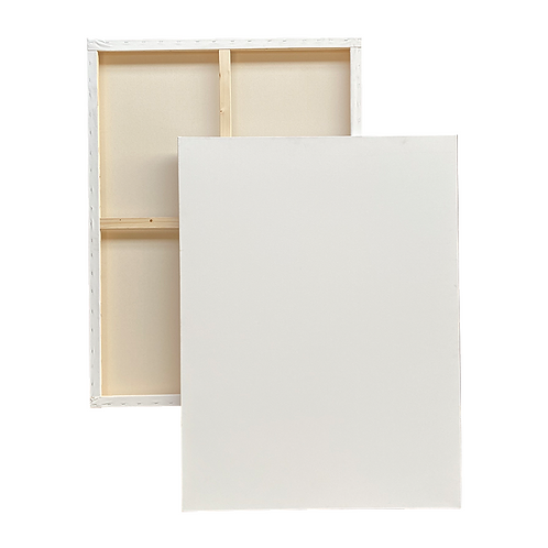 (Box of 4 Canvases) 90x120 3,8cm