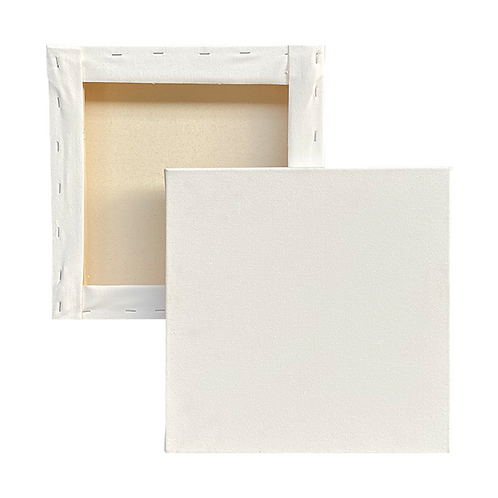 (Box of 4 Canvases) 30x30 3,8cm