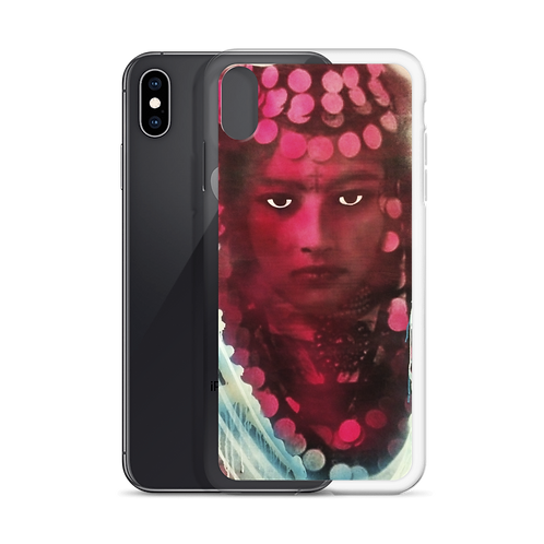 iPhone Case - Berber Woman - by Schirka El Creativo