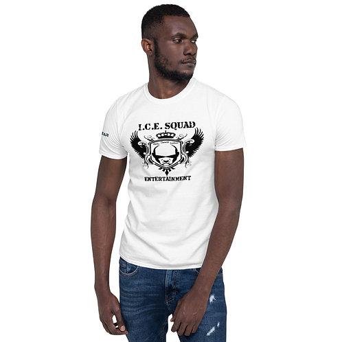 ICE SQUAD ENT Original Short-Sleeve Unisex T-Shirt - White