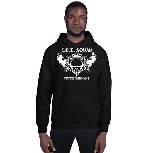 ICE SQUAD ENT Unisex Hoodie - Black