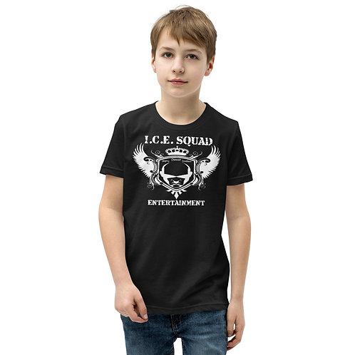 Youth Short Sleeve T-Shirt - Black