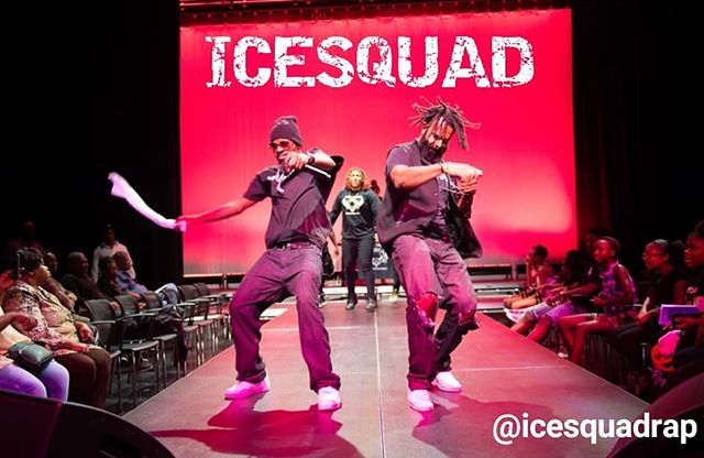 ICESQUAD Now Booking!!_LOCK IN YOUR DATE