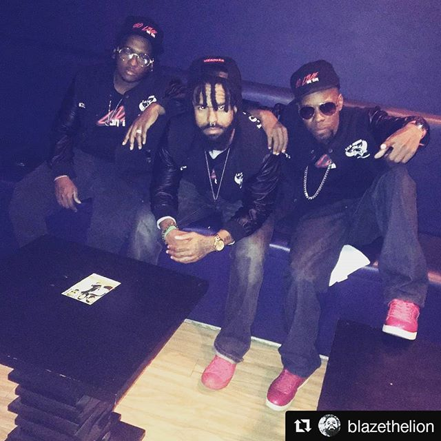 #Repost _blazethelion Ready to light the