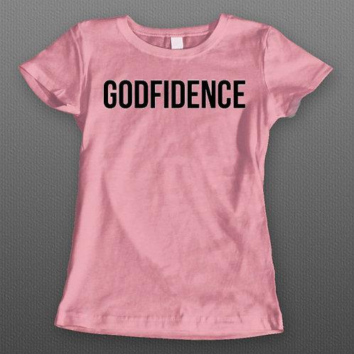 GODFIDENCE Ladies Tee