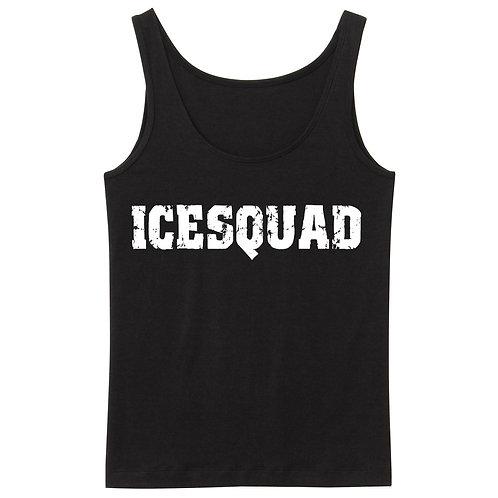 ICESQUAD Ladies Tank #2 (Black)