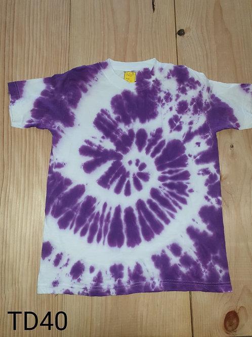 Tie dye shirt 11-12 years