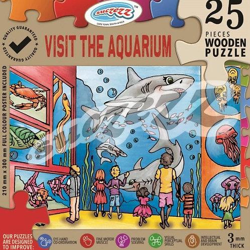 25 piece puzzle