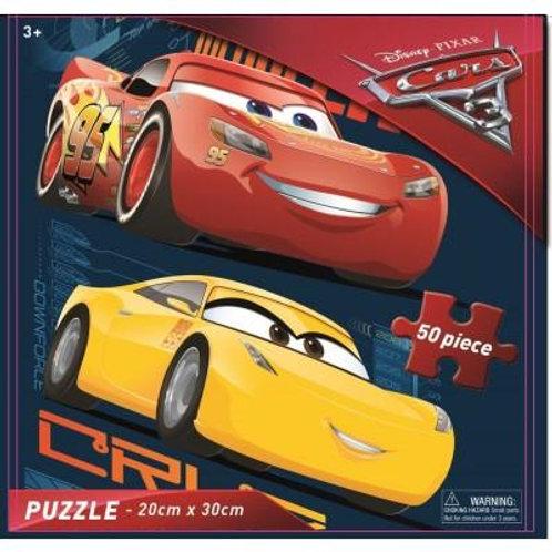 Disney pixar Cars 50 piece puzzle