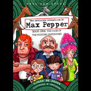 Max Pepper : Book One