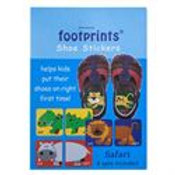 Footprint Shoe Stickers