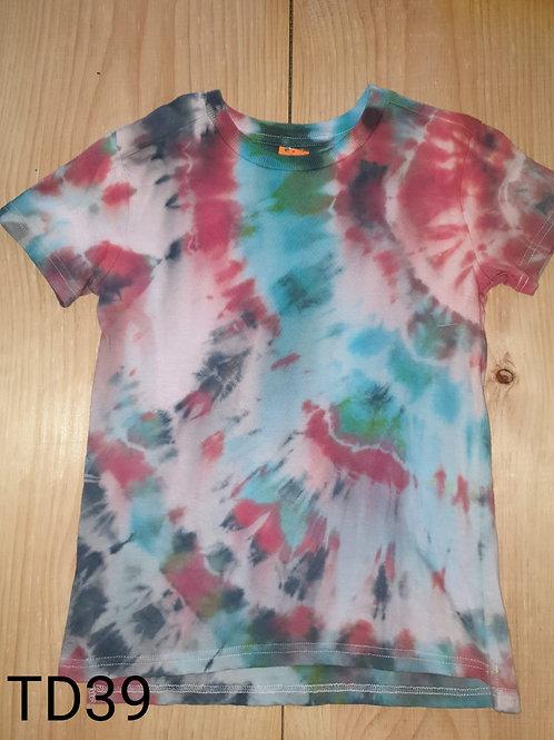Tie dye shirt 9-10 years